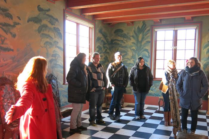 Linnerud-Barokksalen