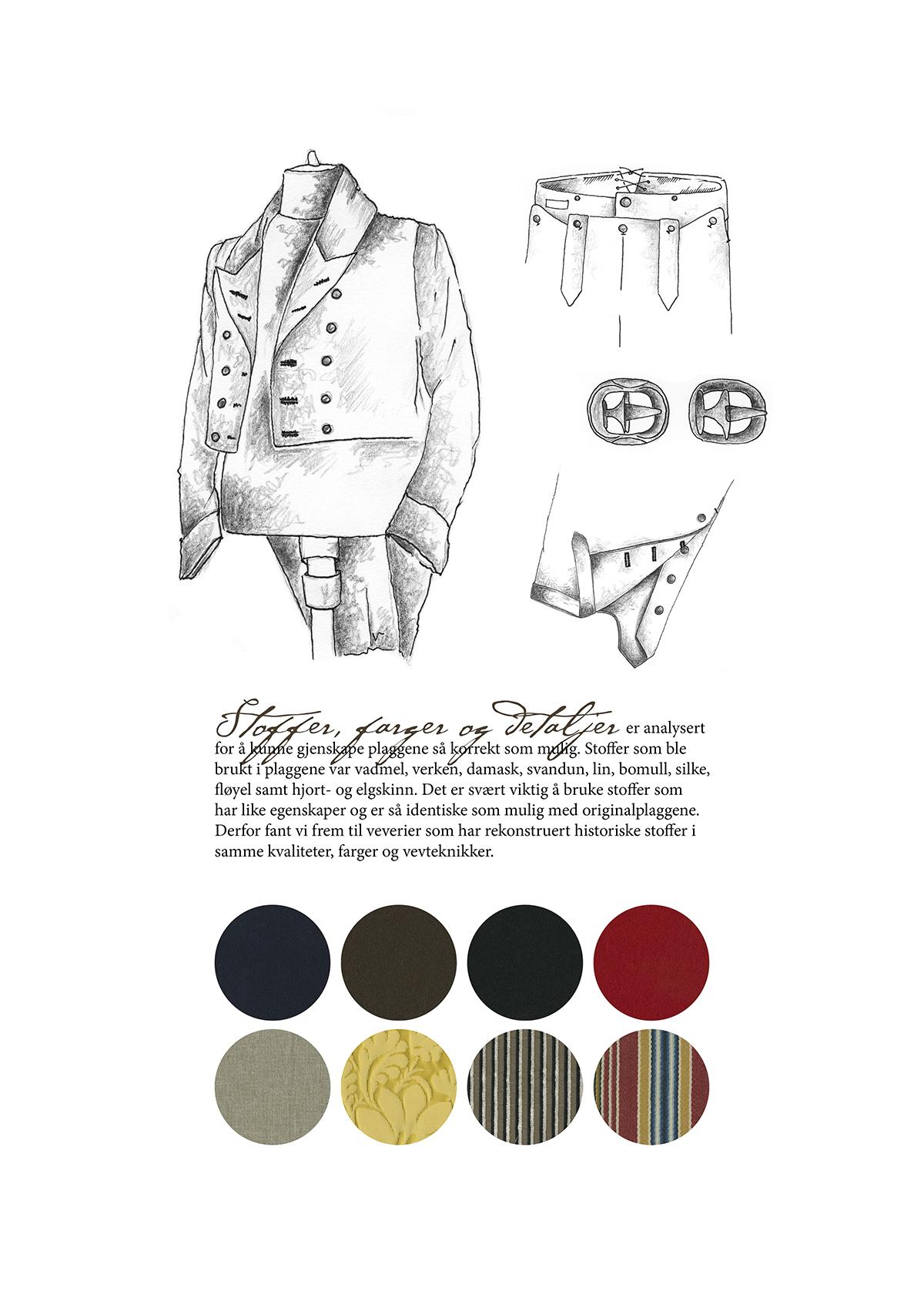 Bunad 1814 utstilling5