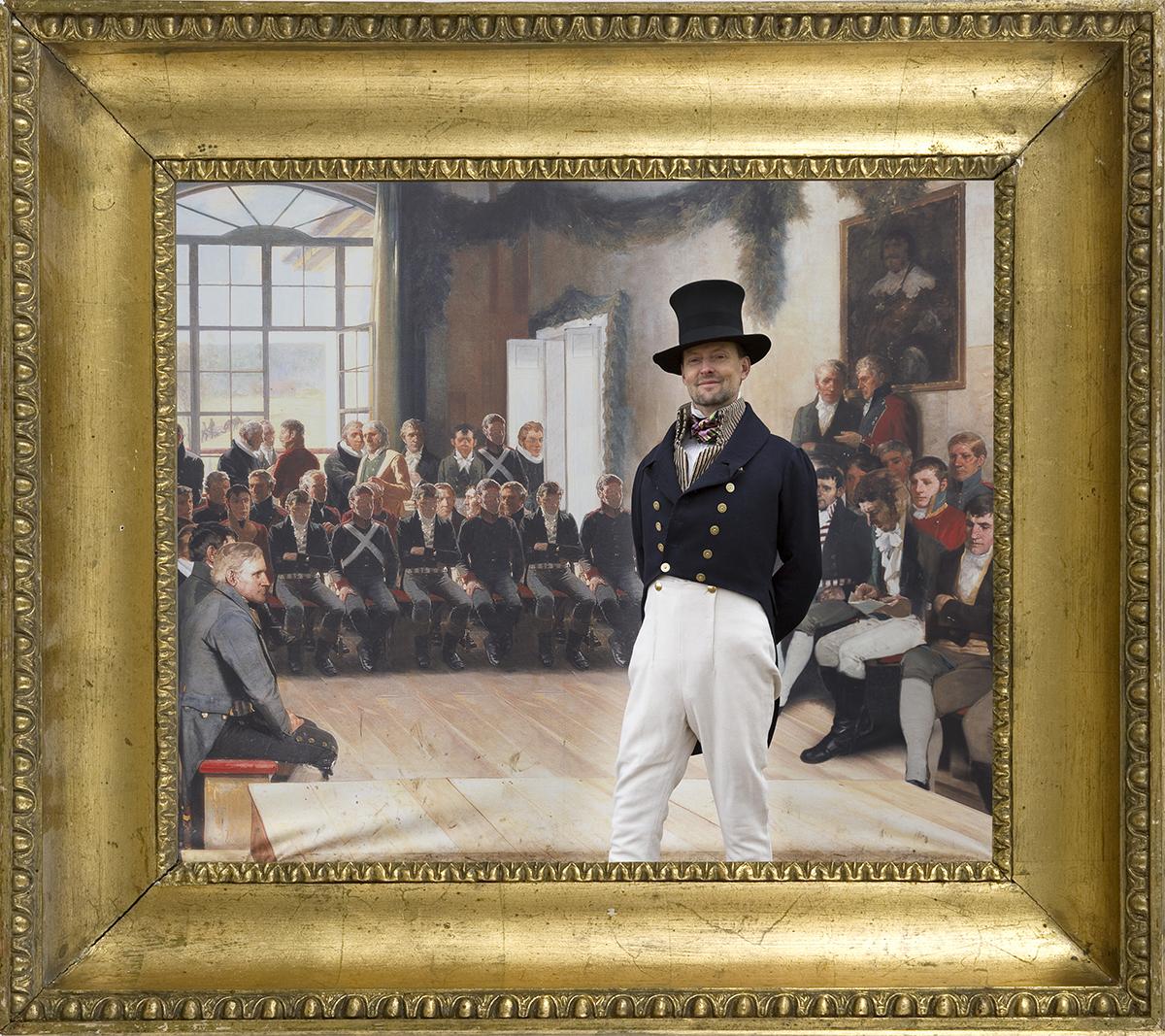 Bunad 1814 utstilling8