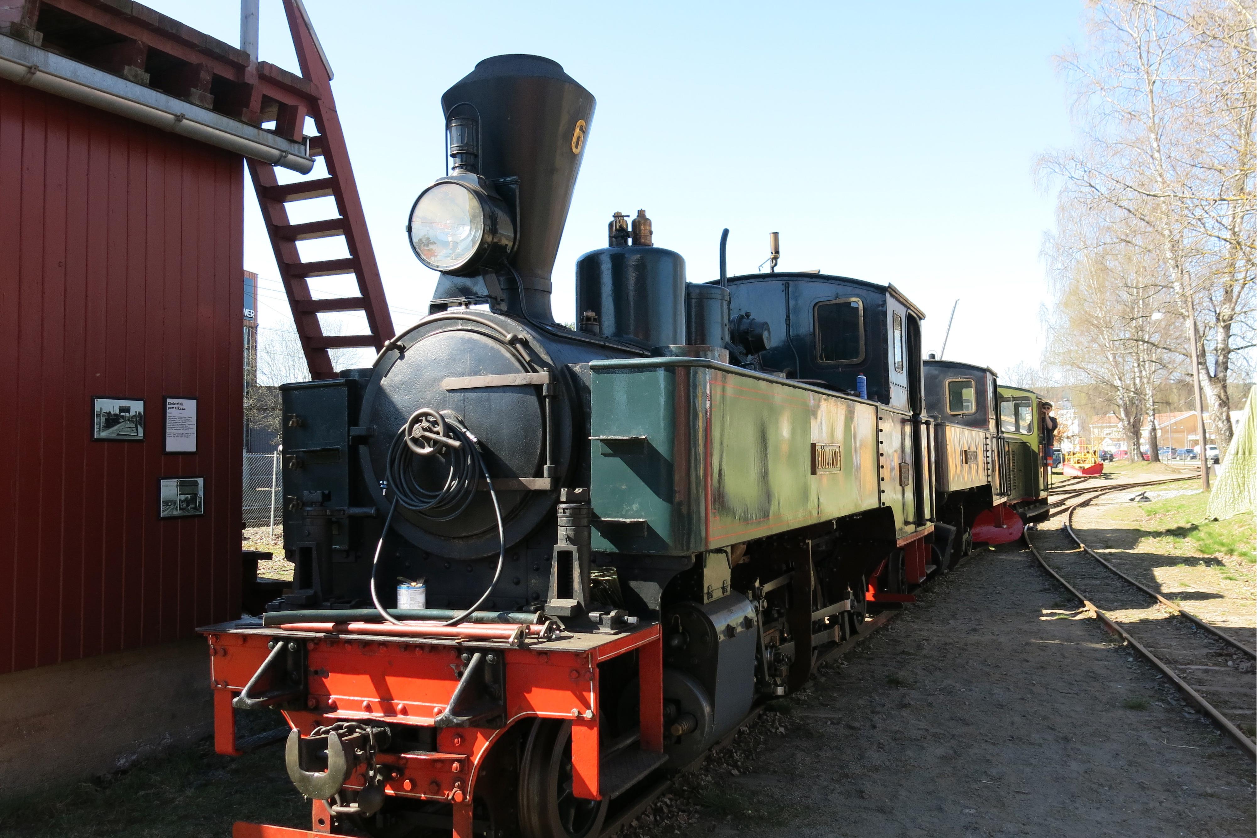 Damplokomotivene-Høland-og-Setskog-på-Tertittenbanen