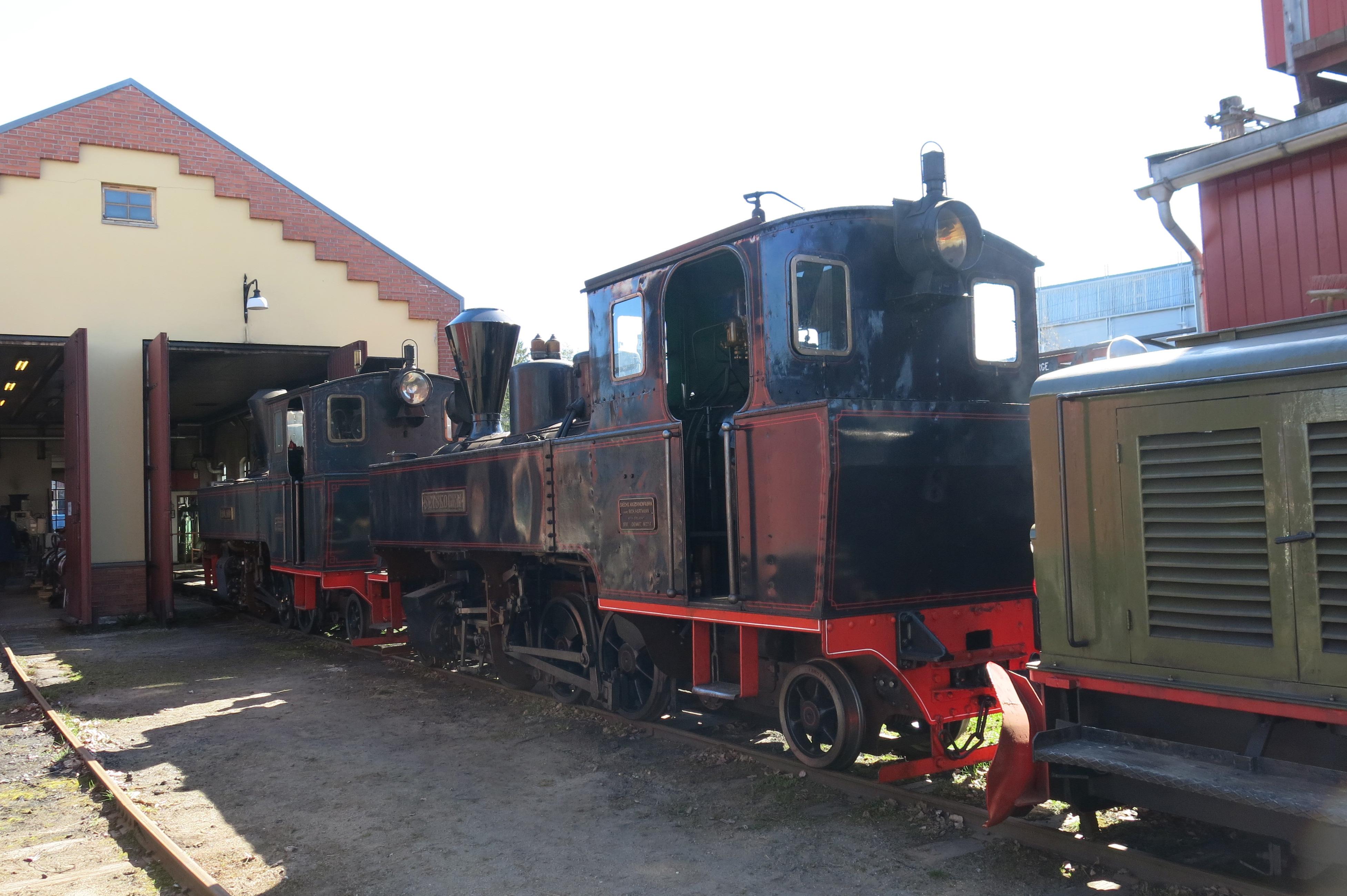 Damplokomotiver-UHB